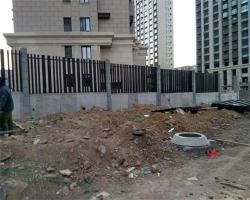春柳公园围栏