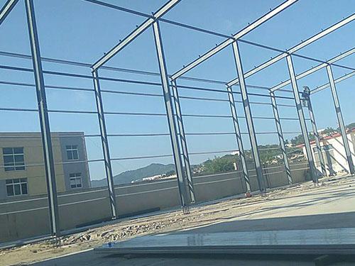 大连钢结构求购厂家